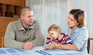 Online Divorce Children and Custody Matters